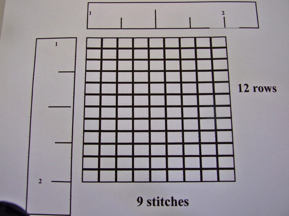 Charting Your Knitting Ideas (3/6)
