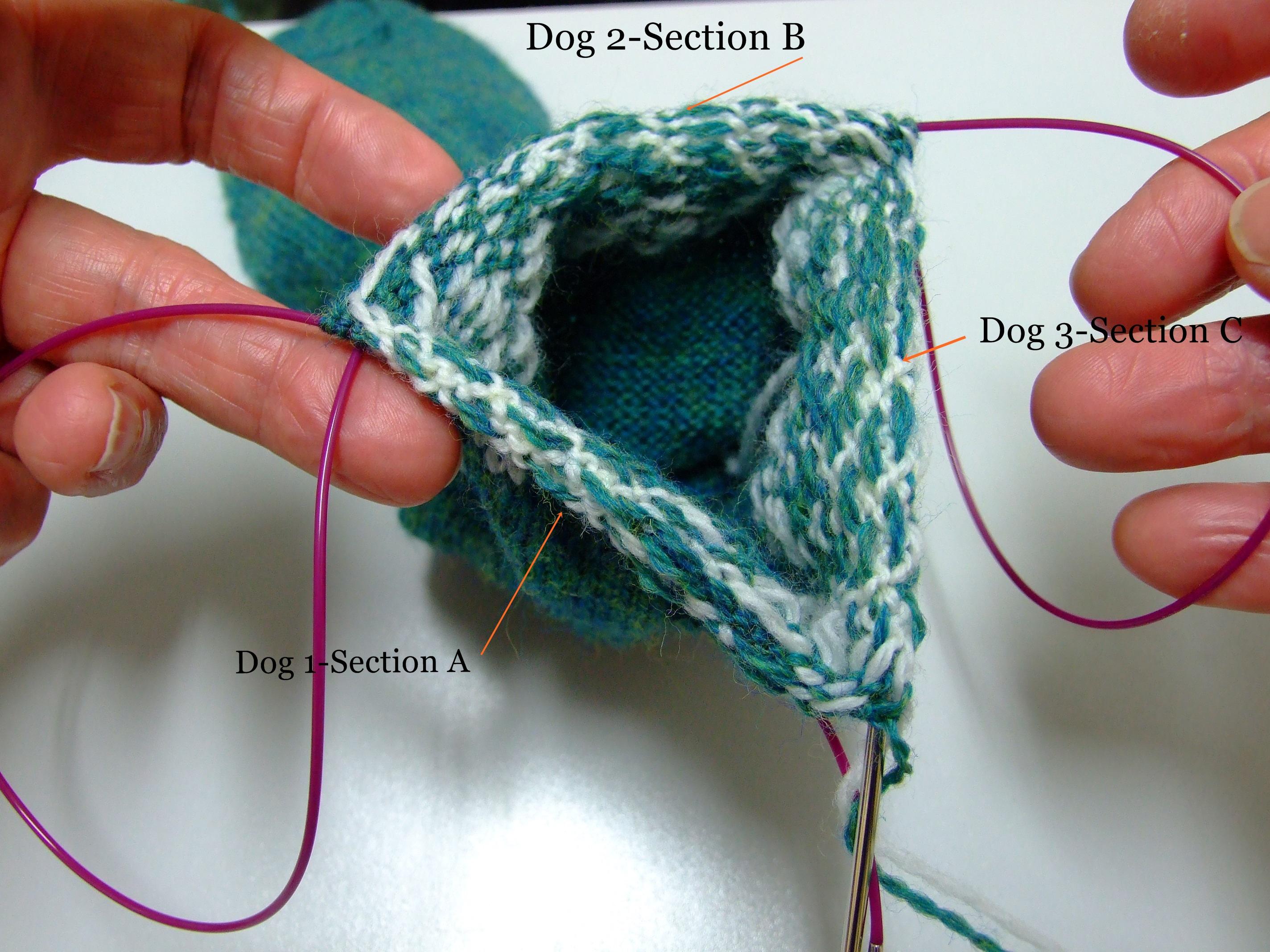 Magic Loop Knitting : Image gallery magicloop