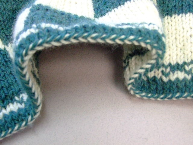 Knitting Casting On With Two Needles : A little more double knitting fun creative