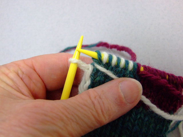 Double Knitting Discoveries No Twist Edge Closure And More