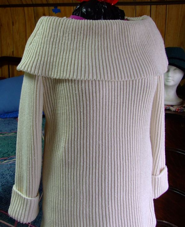Stitch Knitted Sweater Together : May 2012 Creative Knitting - Beyond Knit and Purl