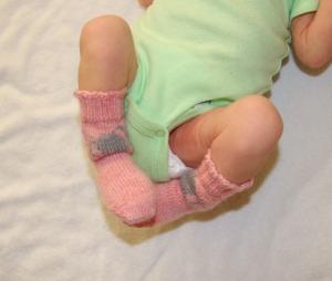 rebecca's socks 1