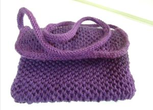 honeycomb handbag